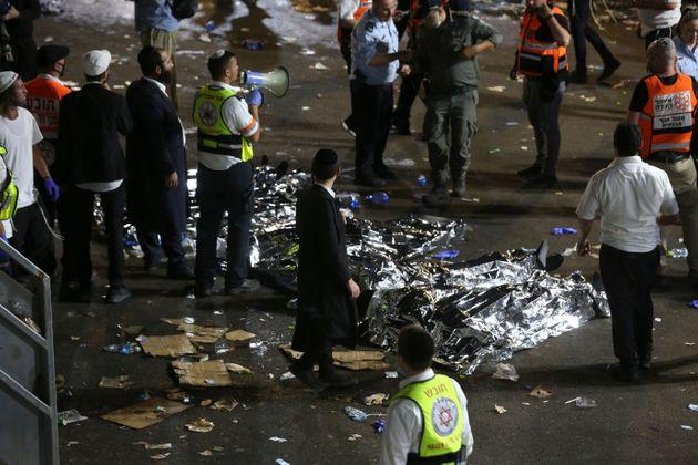 Ισραήλ: Τραγωδία με δεκάδες νεκρούς