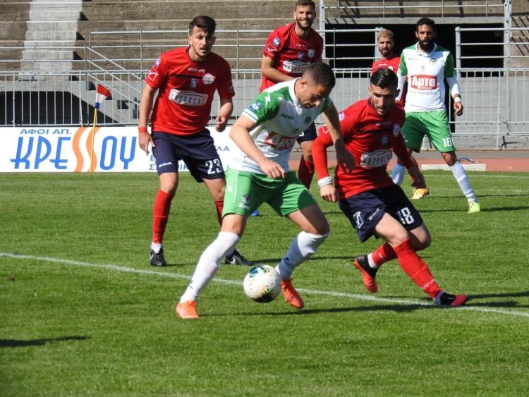 Ο ΑΟ Τρίκαλα νίκησε 1-0 την ΑΕ Καραϊσκάκης