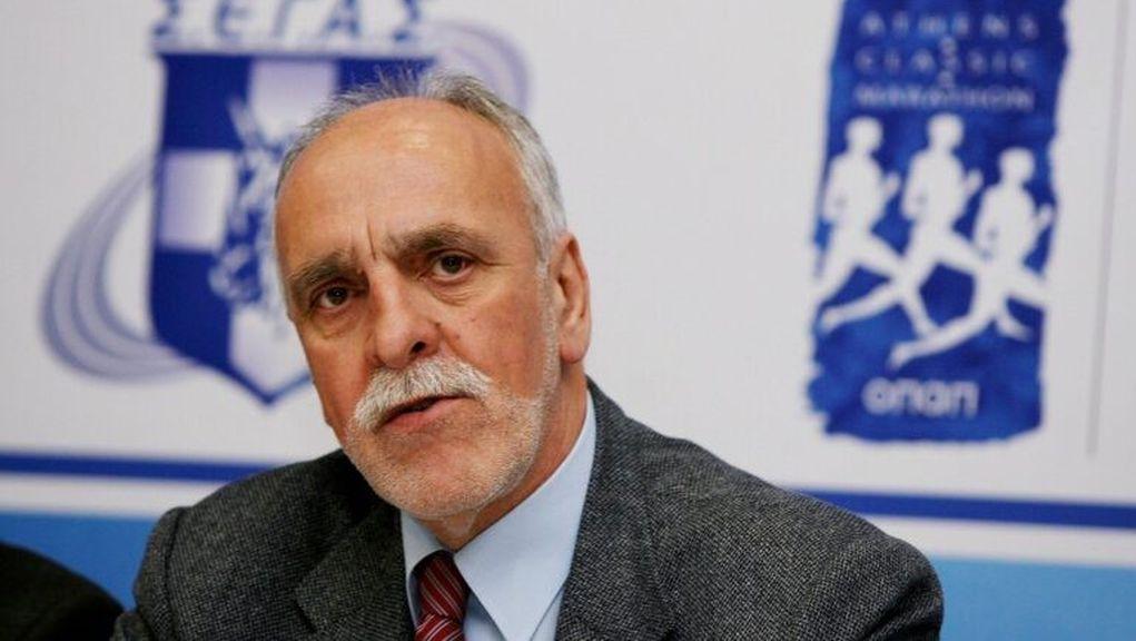 Πέθανε από κορονοϊό ο πρώην πρόεδρος του ΣΕΓΑΣ Βασίλης Σεβαστής