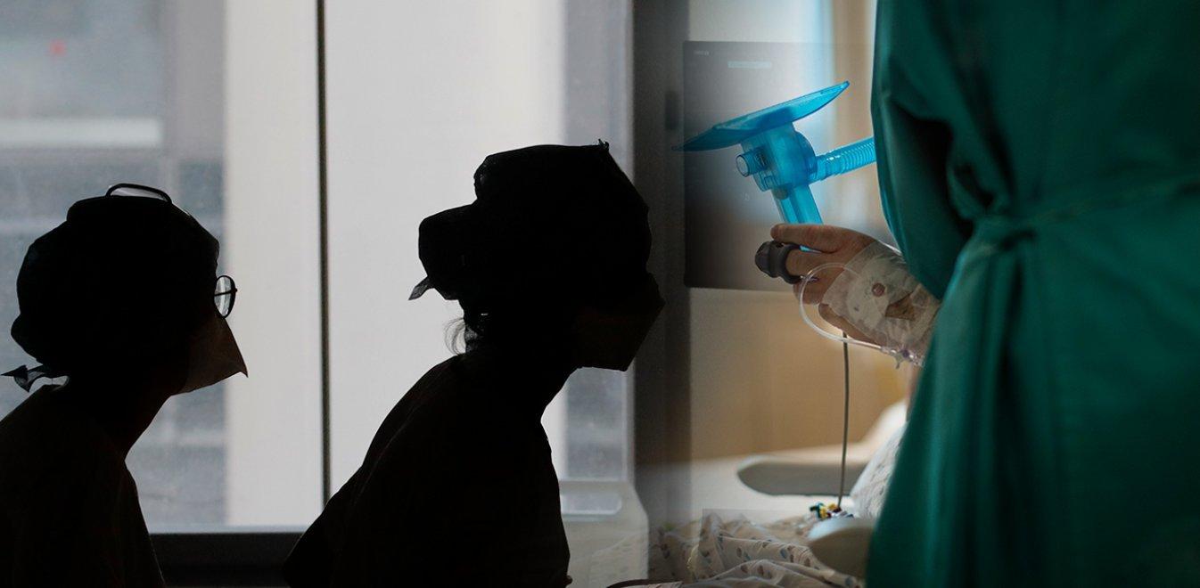 Κορονοϊός: 63 θάνατοι, 805 διασωληνωμένοι και 2.781 νέα κρούσματα