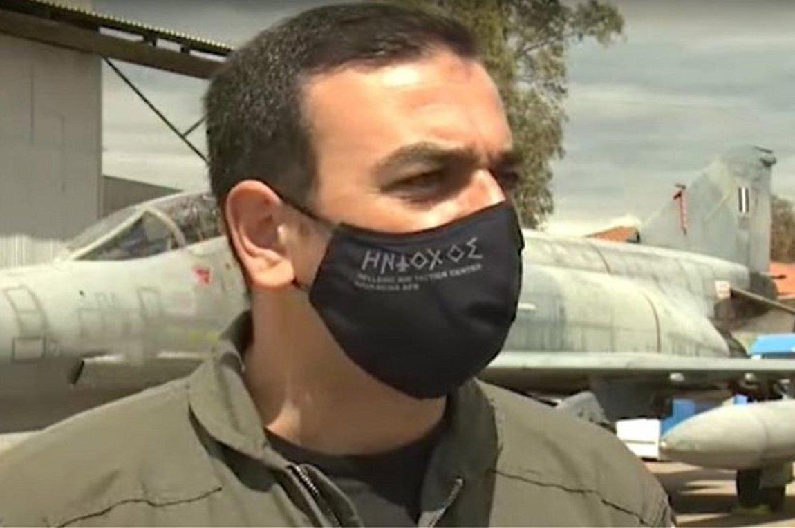 Ο καλύτερος πιλότος στο ΝΑΤΟ είναι για μία ακόμη χρονιά Ελληνας.