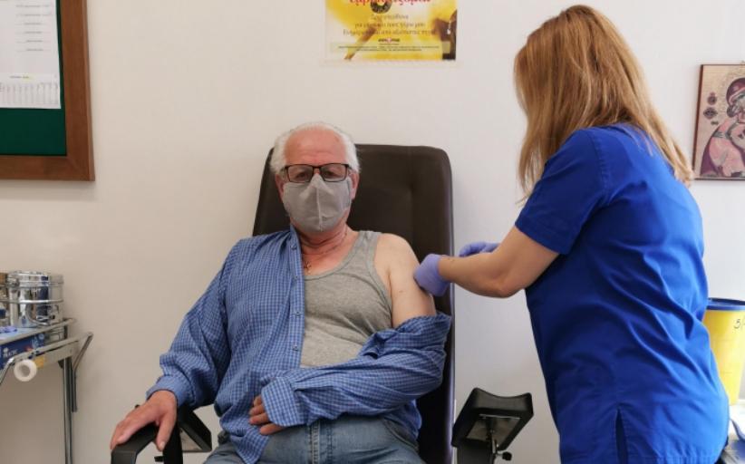 Και τρίτη εμβολιαστική γραμμή στο Κ. Υ. Καλαμπάκας -  Έχουν ήδη διενεργηθεί 3728 εμβολιασμοί