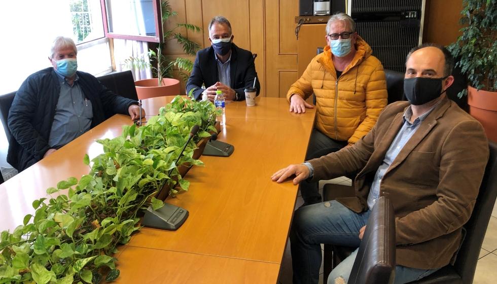 Ένωση Ξενοδόχων Ν. Τρικάλων:   Έμπρακτο ενδιαφέρον Χ. Μιχαλάκη για τους Ξενοδόχους