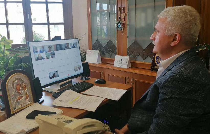 ΔΗΜΟΣ ΜΕΤΕΩΡΩΝ: Συνεδρίαση της Επιτροπής Κοινωνικής Πολιτικής της ΚΕΔΕ
