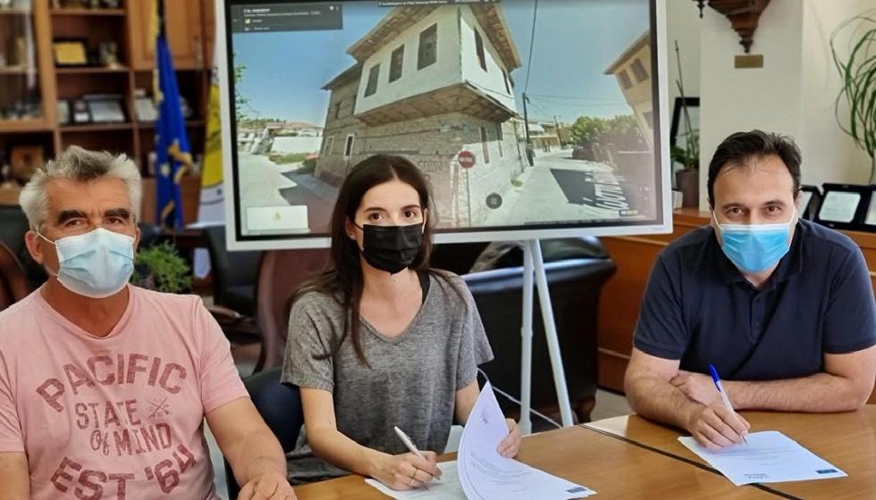 Δ. Τρικκαίων: Ξεκινούν εργασίες για το «Σπίτι Τρικαλινών Δημιουργών»