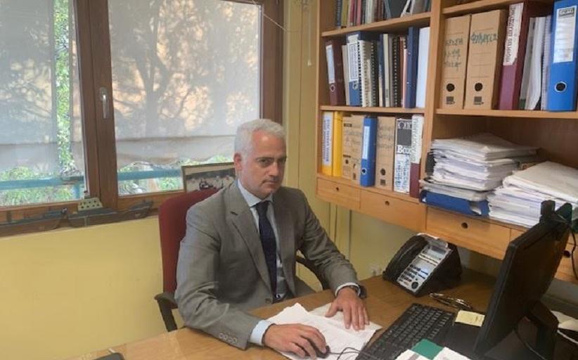 Χαιρετισμός του Προέδρου του ΔΣ του ΚΕΘΕΑ, Χρίστου Λιάπη σε εκπαιδευτικό πρόγραμμα...
