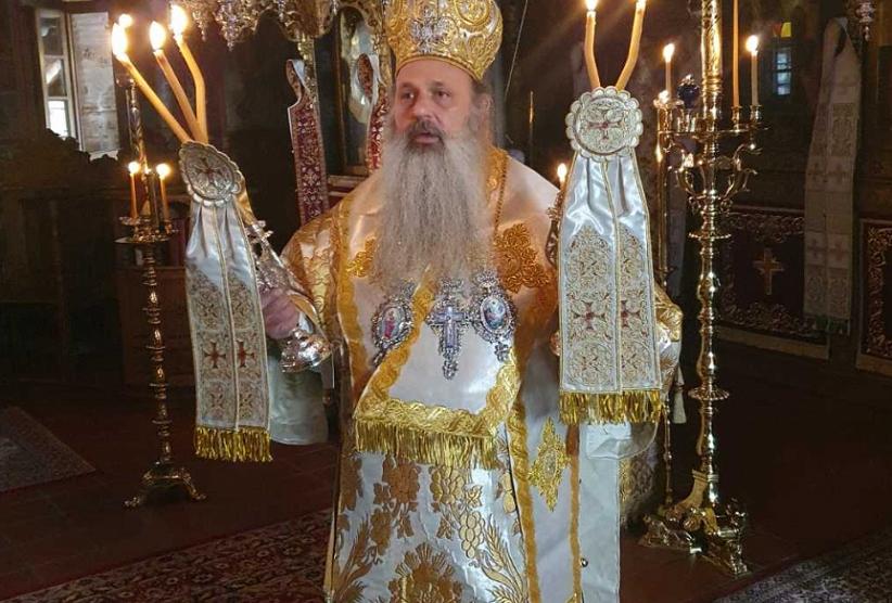 Ο Μητροπολίτης κ. Θεόκλητος, επισκέφθηκε ενορίες και ιερές Μονές της Ιεράς Μητροπόλεως Σταγών και Μετεώρων