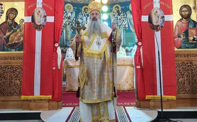 Η Εορτή των Αγίων Κωνσταντίνου και Ελένης στην Ιερά Μητρόπολη Σταγών και Μετεώρων.