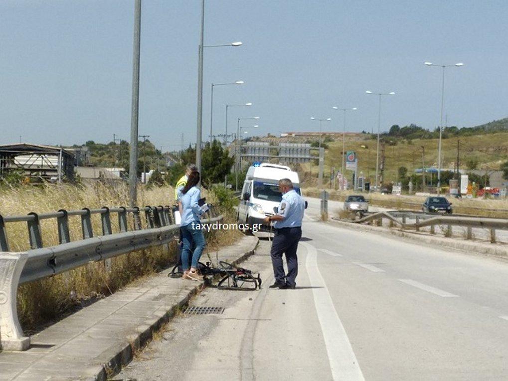 Βόλος: Παρέσυρε, σκότωσε και εγκατέλειψε ποδηλάτη