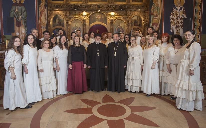 Την προσεχή Κυριακή 30 Μαΐου στη Θ. Λειτουργία η μικτή χορωδία από το Βελιγράδι