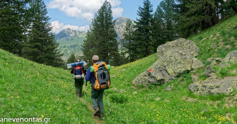 Μητρώο επαγγελματιών Βουνού από την Περιφέρεια Θεσσαλίας για την ενίσχυση του έργου της Πολιτικής Προστασίας