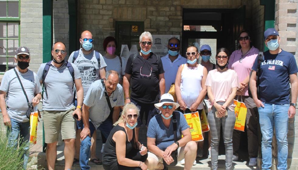 Ένωση Ξενοδοχείων Νομού Τρικάλων: Ενημέρωση για τον Προσβάσιμο Τουρισμό, συναντήσεις και βιωματικές δράσεις στην Κύπρο