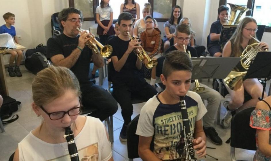 ΔΗΜΟΣ ΜΕΤΕΩΡΩΝ: Επαναλειτουργία της Μουσικής Σχολής
