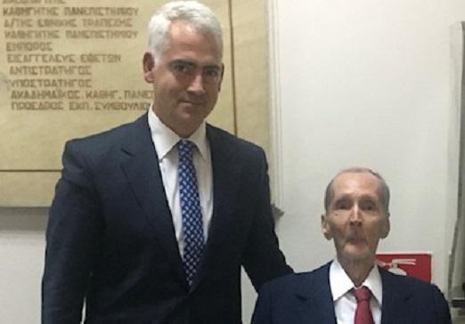 Ο Πρόεδρος του ΚΕΘΕΑ, Χρίστος Λιάπης, για την απώλεια του Κω/νου Αγγελόπουλου