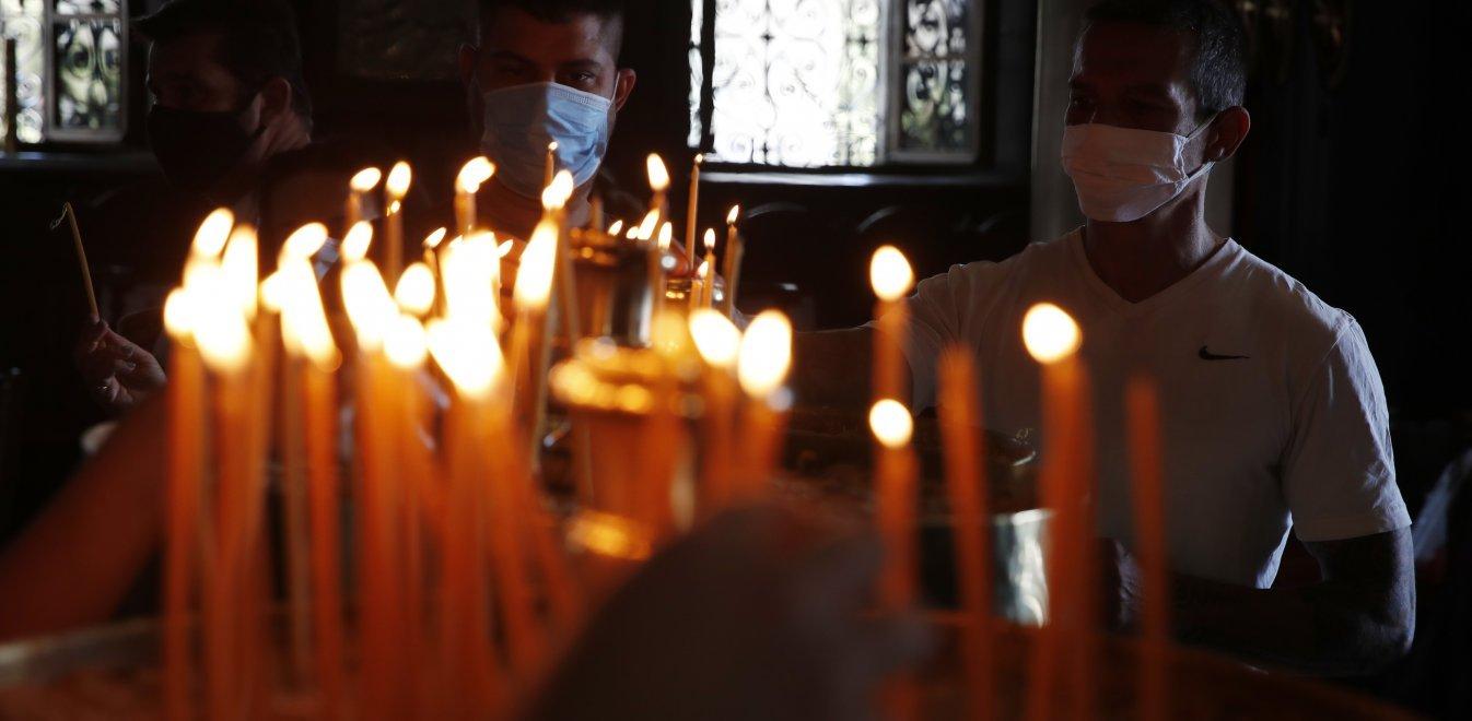 Πραγματοποιήθηκε η Αφή του Αγίου Φωτός...