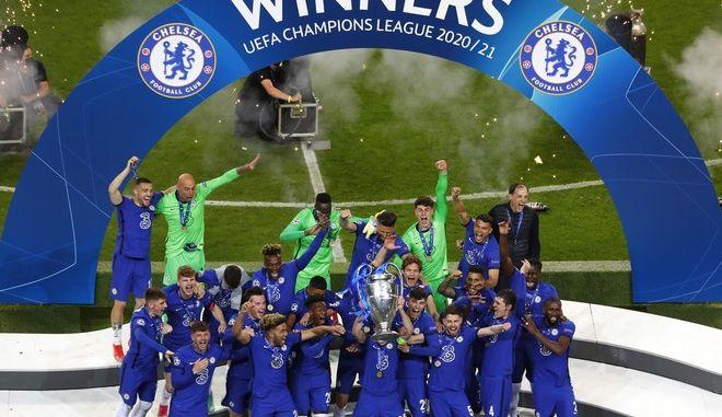 Μάντσεστερ Σίτι - Τσέλσι 0-1: Πρωταθλητές Ευρώπης οι Λονδρέζοι