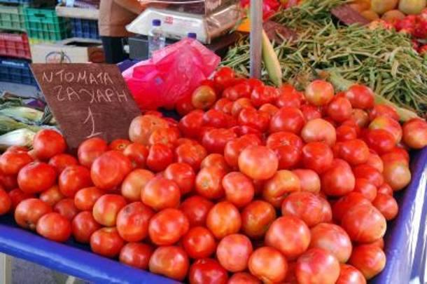 Πίνακες συμμετοχής πωλητών στην Λαϊκή Αγορά της Καλαμπάκας στις 28/05/2021