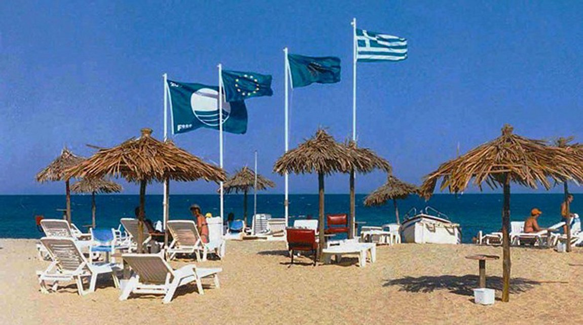 Γαλάζιες Σημαίες: Δεύτερη σε 49 χώρες η Ελλάδα