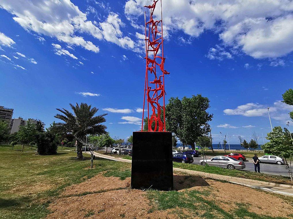 Κ. Ζέρβας: Νέο τοπόσημο για τη Θεσσαλονίκη το «Meteoron»