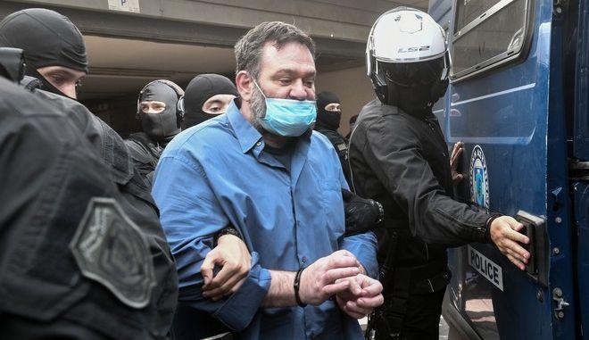 Στην απομόνωση των φυλακών Δομοκού και ο φασίστας Λαγός