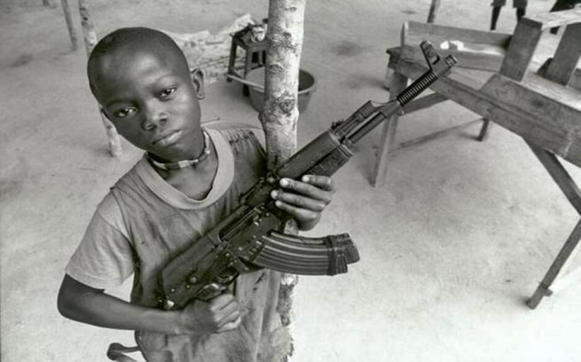 Περισσότερα από 8.500 παιδιά χρησιμοποιήθηκαν, ως στρατιώτες το 2020