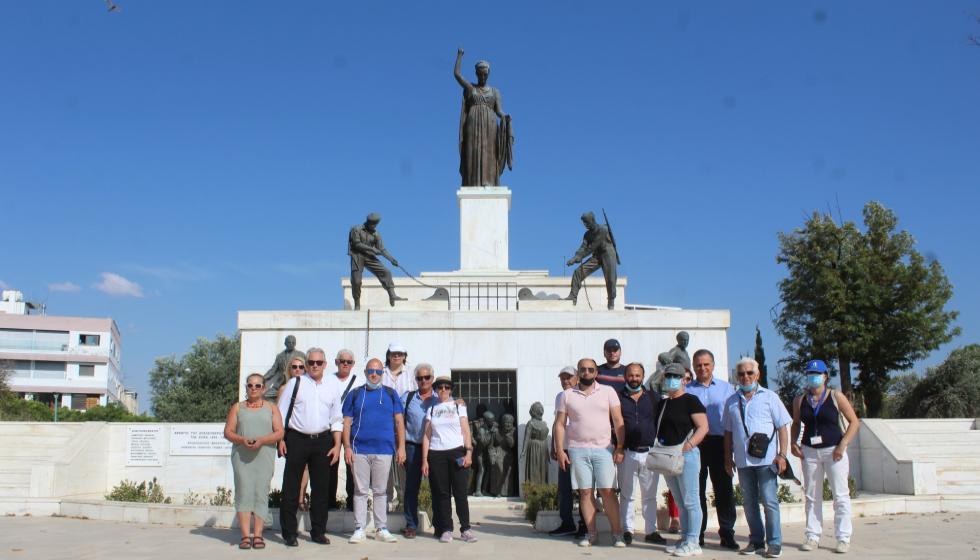 Με τις καλύτερες εντυπώσεις, ολοκληρώθηκε η παρουσία των Ξενοδόχων στην Κύπρο