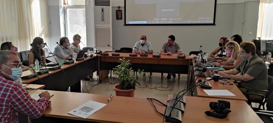 Άρχισαν οι εργασίες του 1ου Διεθνούς συνεδρίου του Δήμου Φαρκαδόνας