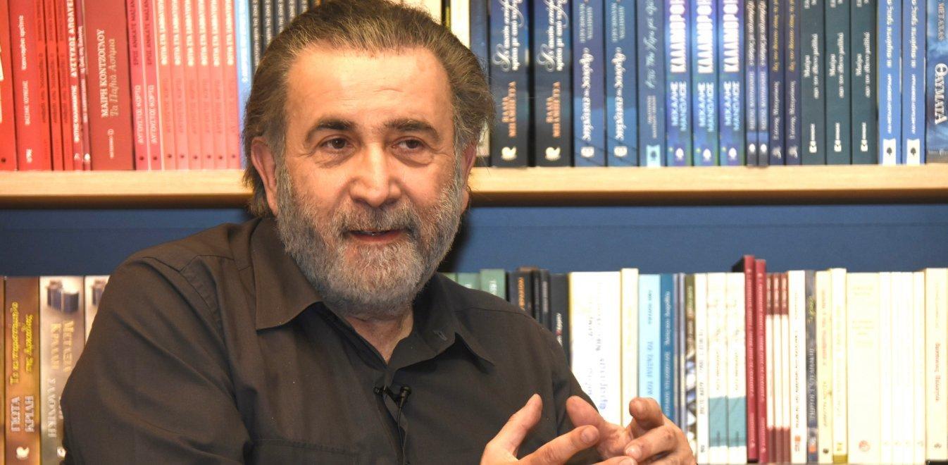 Λάκης Λαζόπουλος: Με ελαφρύ εγκεφαλικό στο νοσοκομείο