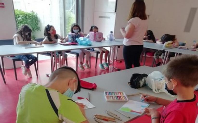 Βιβλιοθήκη Καλαμπάκας: Επίσκεψη της Γ΄ Τάξης του 4ου Δημοτικού Σχολείου Καλαμπάκας
