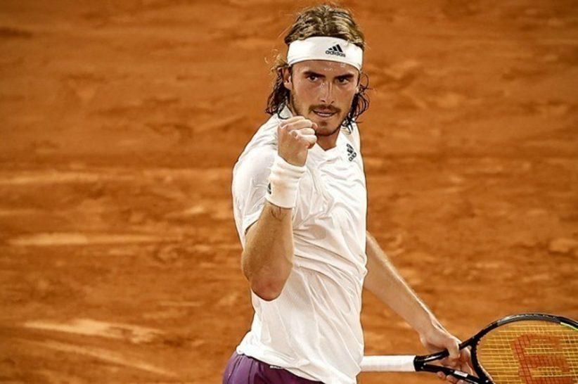 Τελικός Roland Garros: «Άγγιξε» το όνειρο ο Τσιτσιπάς