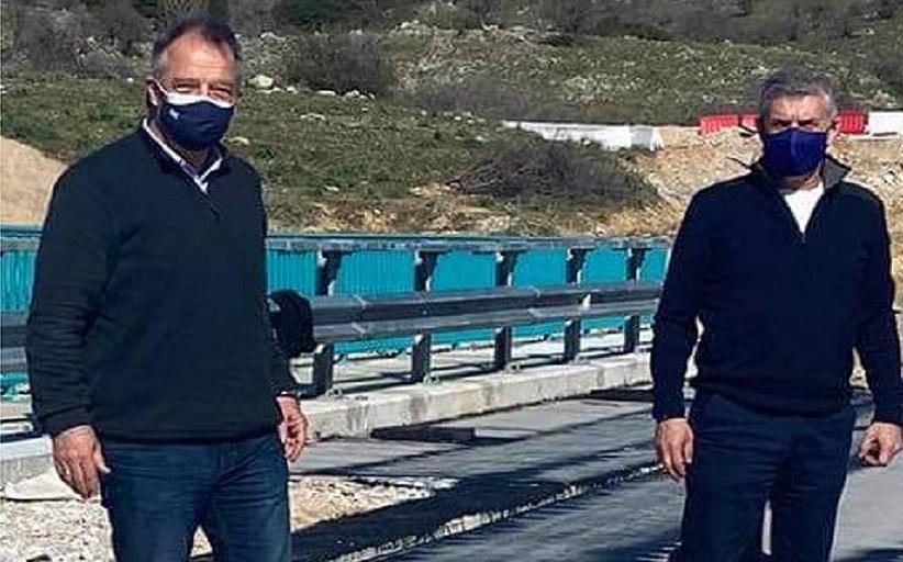 Το οδικό δίκτυο της περιοχής Ασπροποτάμου βελτιώνει η Περιφέρεια Θεσσαλίας