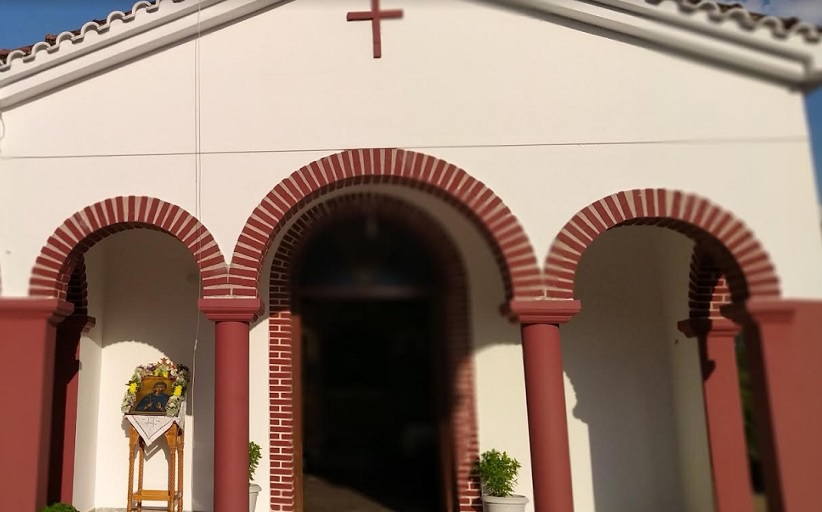 Πρόγραμμα ιεράς πανηγύρεως Αγίας Παρασκευής Διάβας