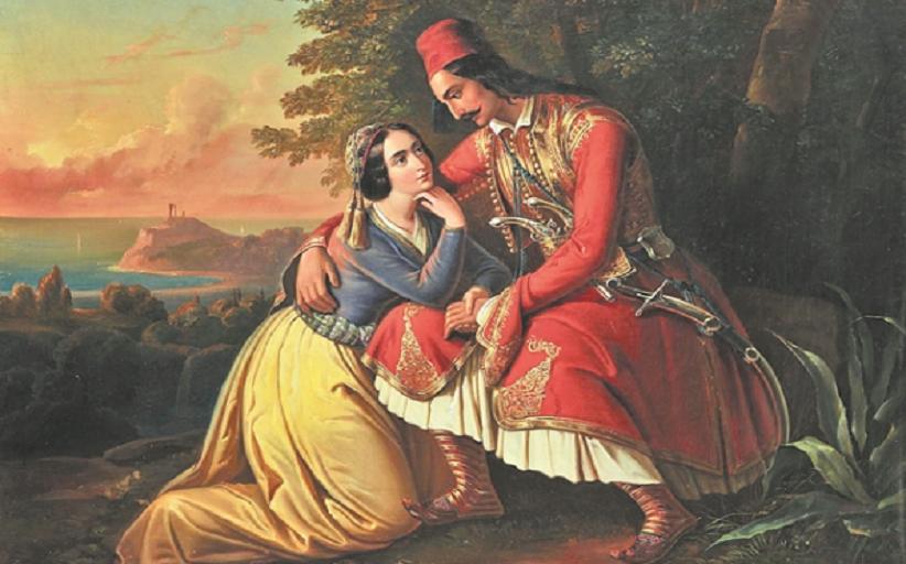 Ο Νικολός Στορνάρης και η Επανάσταση εναντίον των Τούρκων στον Ασπροπόταμο (5 Ιουλίου 1821)