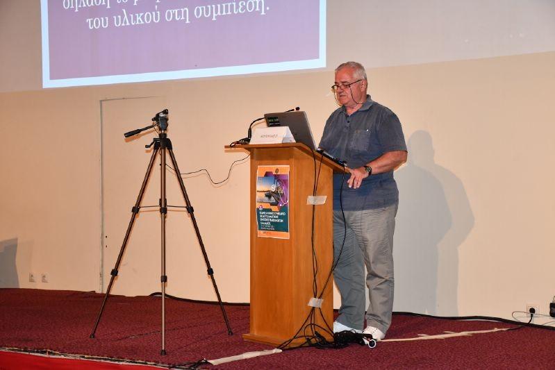 Εντυπωσίασε στο συνέδριο των Παθολόγων, ο Καλαμπακιώτης Ειδικός Παθολόγος, κ. Σόλων Κωτούλας