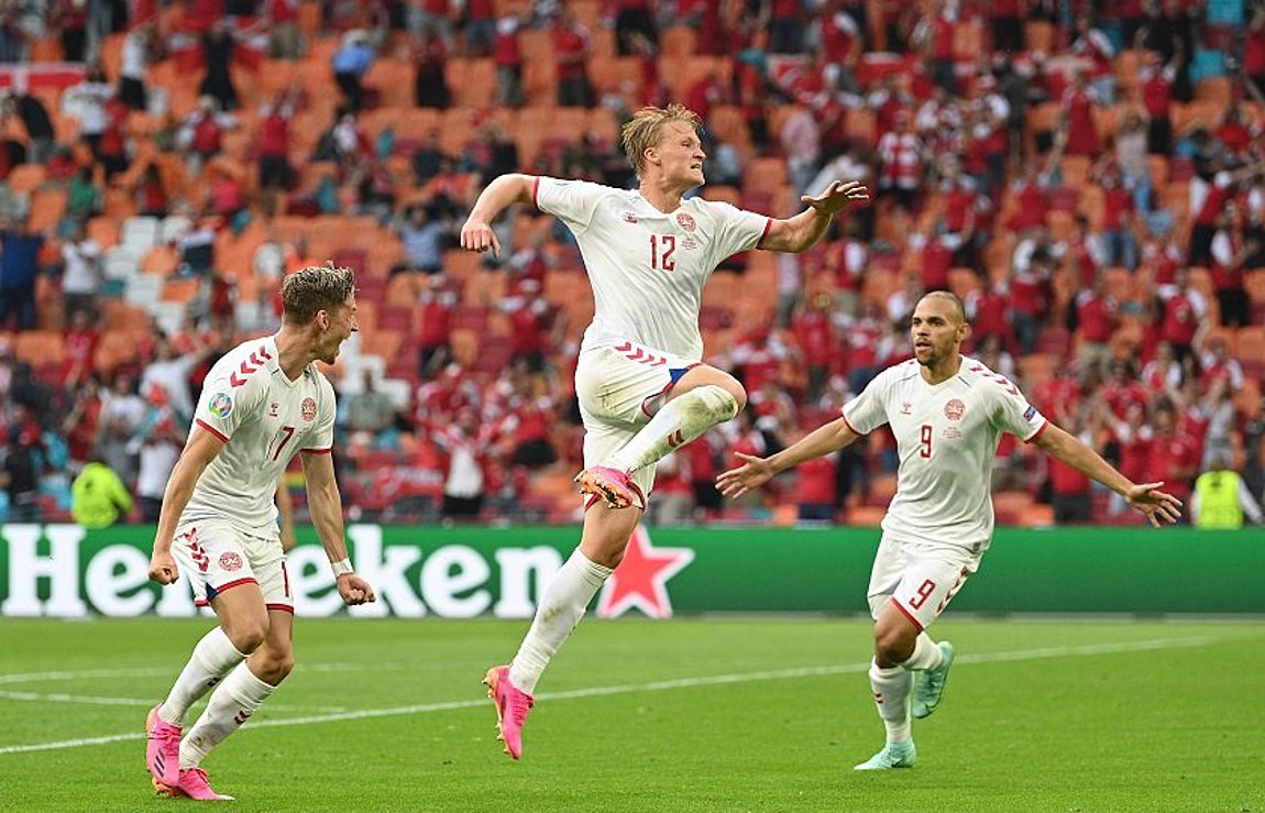 EURO: Μάχη για Τσεχία και Δανία στο Μπακού, φαβορί η Αγγλία στη Ρώμη.