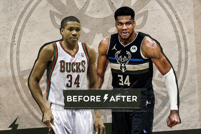 Η σωματική του μετάλλαξή του και η μετατροπή του από... παιδάκι σε NBA Finals MVP