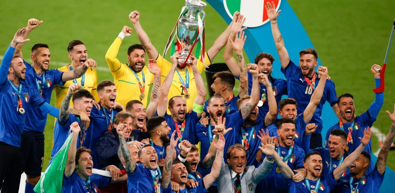 Tελικός Euro 2020: Ιταλία - Αγγλία 3-2 στα πέναλτι: It's coming... Rome
