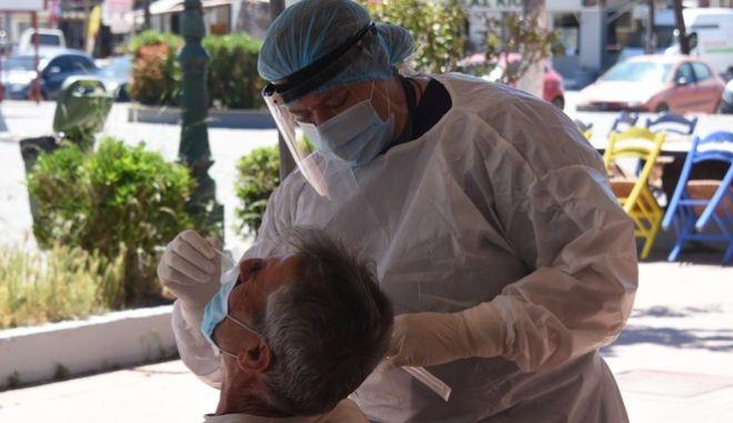Κορονοϊός: 761 νέα κρούσματα σήμερα στην Ελλάδα - 4 νεκροί και 189 διασωληνωμένοι
