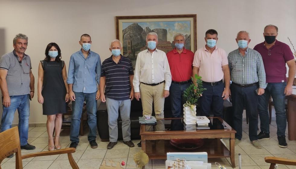Δήμος Μετεώρων: Υπογράφηκε η σύμβαση για το έργο της «Αποχέτευσης όμβριων επέκτασης πόλης Καλαμπάκας»
