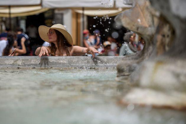 Στην Ιταλία καταγράφηκε η υψηλότερη θερμοκρασία της Ευρώπης στην ιστορία
