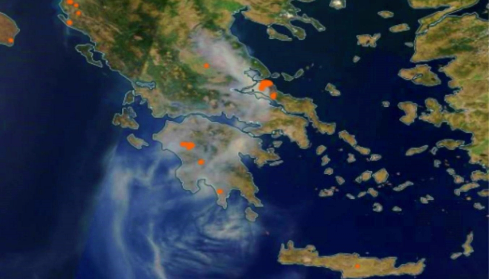 Ανακοίνωση της Διεύθυνσης Πολιτικής Προστασίας της Περιφέρειας Θεσσαλίας για την ατμόσφαιρα