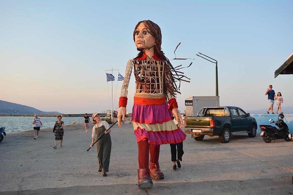 ΜΕΤΕΩΡΩΝ ΛΙΘΟΠΟΛΙΣ: Για την σχεδιαζόμενη «περιφορά» της μαριονέτας-Αμάλ στην περιοχή μας