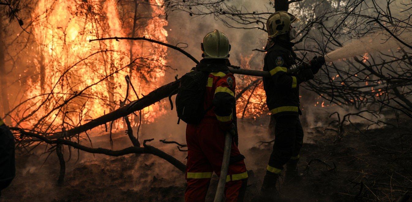 Φθιώτιδα - 14χρονος εμπρηστής: Έβαζε φωτιές γιατί ήθελε να βλέπει φλόγες και καπνό