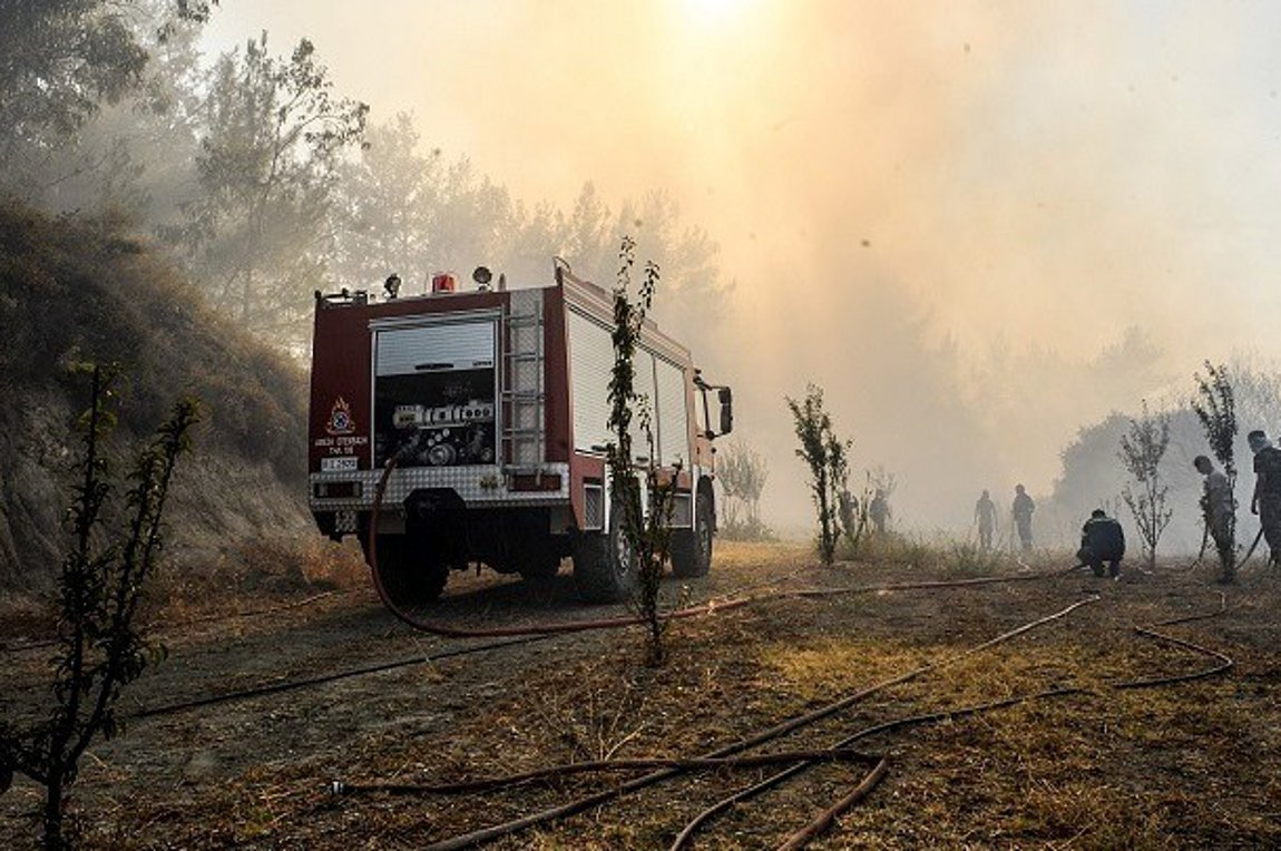 Πάνω από 930.000 στρέμματα η καμένη έκταση στην Ελλάδα φέτος