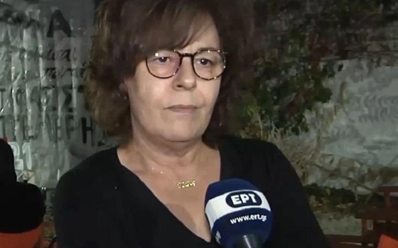 Μάγδα Φύσσα: Δεν τελειώσαμε με τον φασισμό, μην ξεχνάμε τους 500.000 που ψήφισαν τη Χρυσή Αυγή