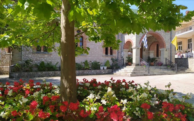 120 χρόνια από την ανοικοδόμηση του Ιερού Ναού Αγίου Δημητρίου Διάβας