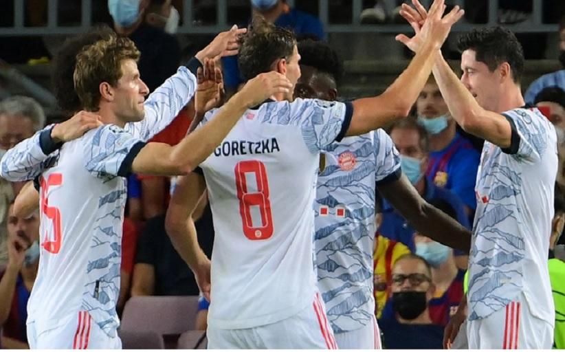 Champions League: Μπαρτσελόνα-Μπάγερν 0-3