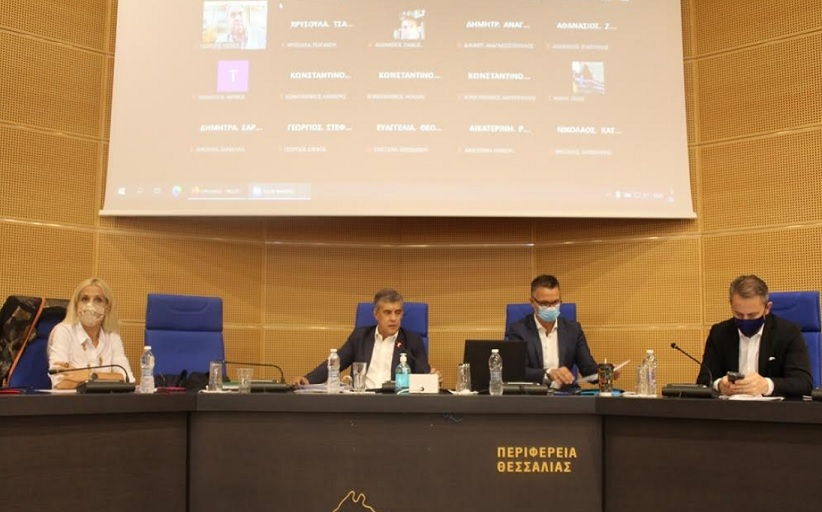 Στα 167.860.500 ευρώ το Τεχνικό Πρόγραμμα της Περιφέρειας Θεσσαλίας για το 2022
