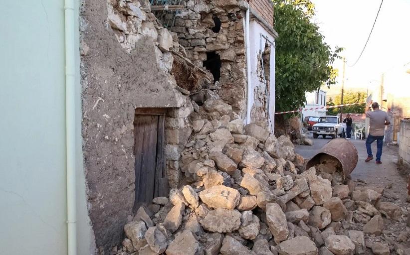 Κρήτη: Νέος ισχυρός σεισμός 5,3 Ρίχτερ – Δεκάδες οι μετασεισμοί