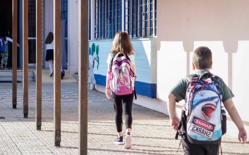 Άνοιγμα Σχολείων με self τεστ, μάσκες και πιστοποιητικά εμβολιασμού ο αγιασμός